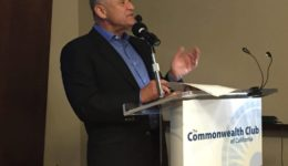 Larry Jacobson at CommonWealth Club
