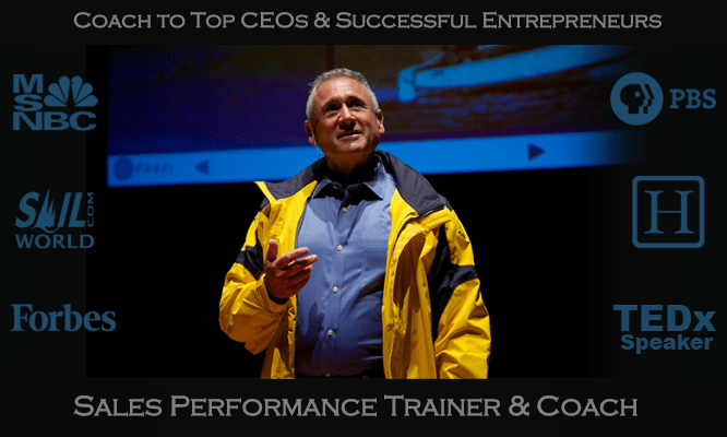 Larry Jacobson - Sales Performance Coach