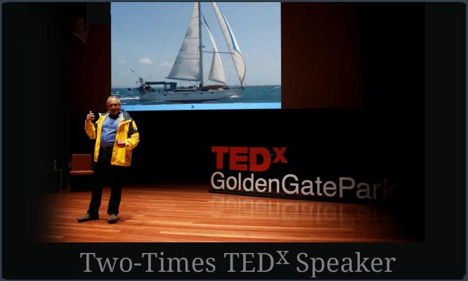 1 TWO TIMES TEDx Speaker 1