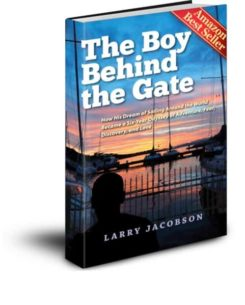 Boy Behind the Gate Cover