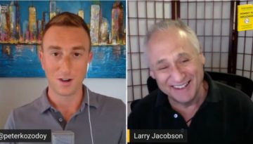 Honest to Greatness - Larry Jacobson Interview -