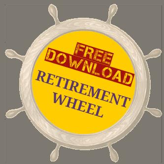 Retirement Wheel – Live a Balanced Life